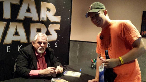 Meeting John Ratzenberger
