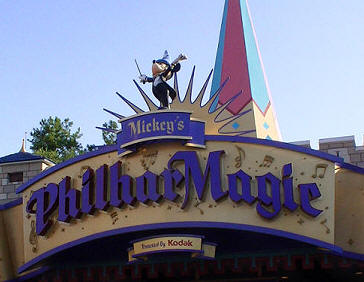 Closer Look at Mickey's PhilharMagic