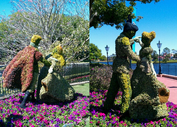Epcot Flower and Garden Festival 2013