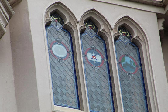 Cinderella Castle Dream Suite Windows