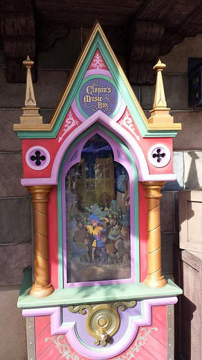 Clopin's Music Box