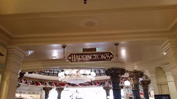 Harrington's Disneyland Paris