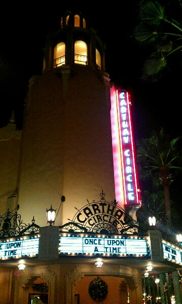 Carthay Circle in Disney's Hollywood Studios