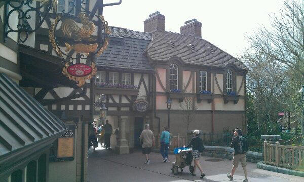 Liberty Square - Fantasyland