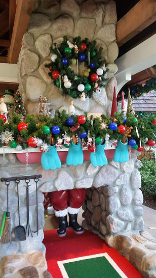 Disney's Winter Summerland