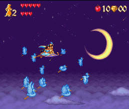 Aladdin A Whole New World video game