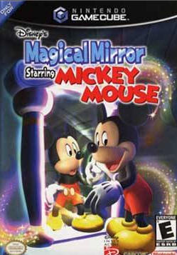 Mickey Mouse Thru the Mirror