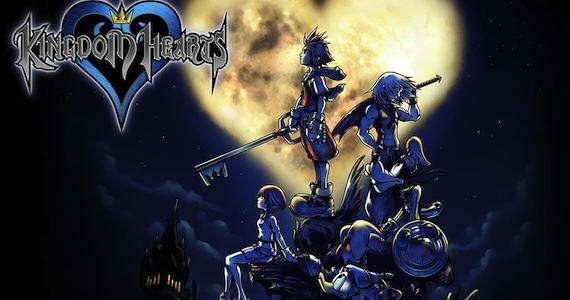 Kingdom Hearts artwork