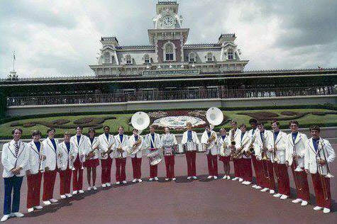 American Band at Disney