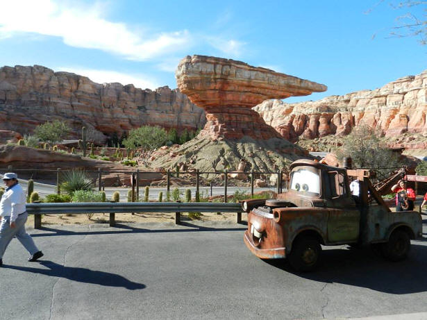 Mater in Carsland