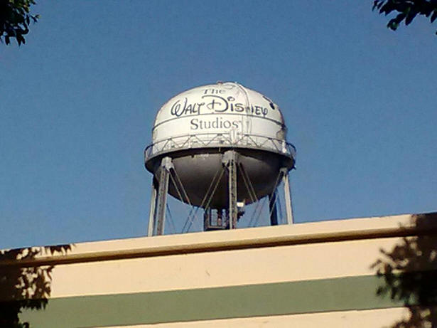 Walt Disney Studios Watertower