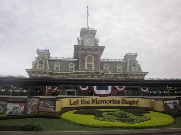 Main Street Train Station