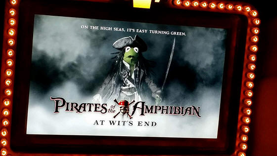 Pirates of the Amphibian