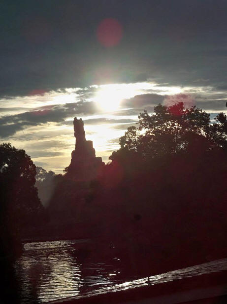 Big Thunder Sunset
