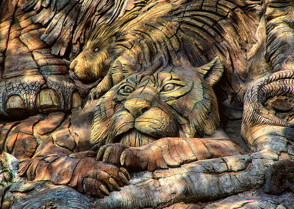 Tree of Life Tiger