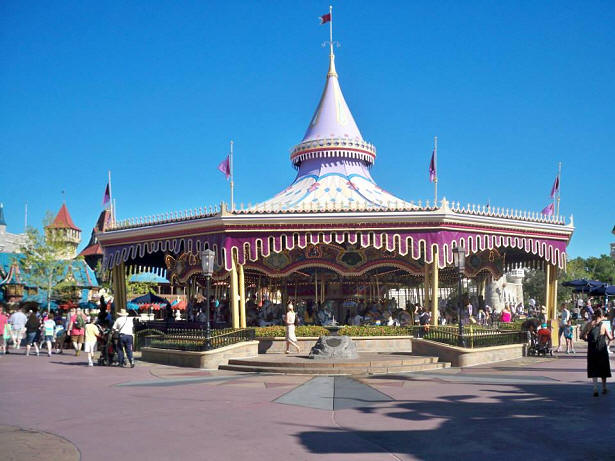 Prince Charming's Regal Carousel