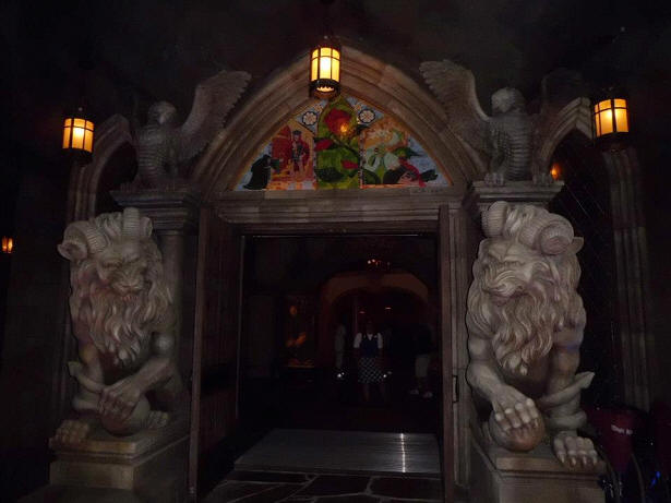 Be Our Guest entrance