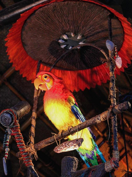 Jose Enchanted Tiki Room