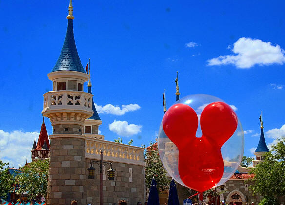 Mickey Mouse Baloon