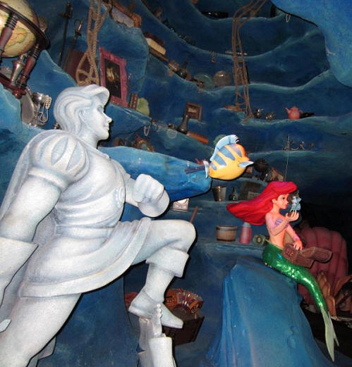 Under the Sea: Journey of the Little Mermaid