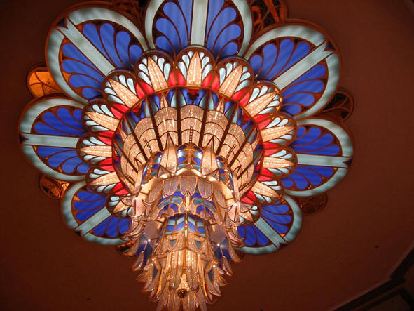 Disney Dream chandalier