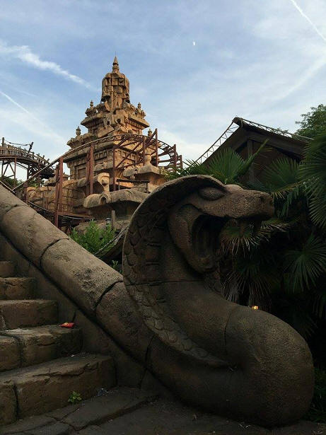 Indiana Jones Disneyland Paris