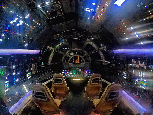 Galaxy's Edge Smuggler's Run