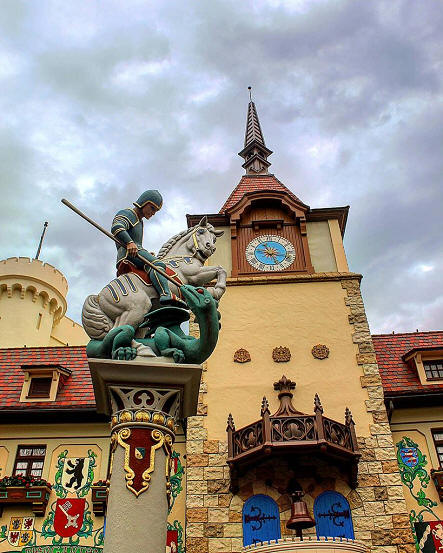 Epcot Germany pavilion