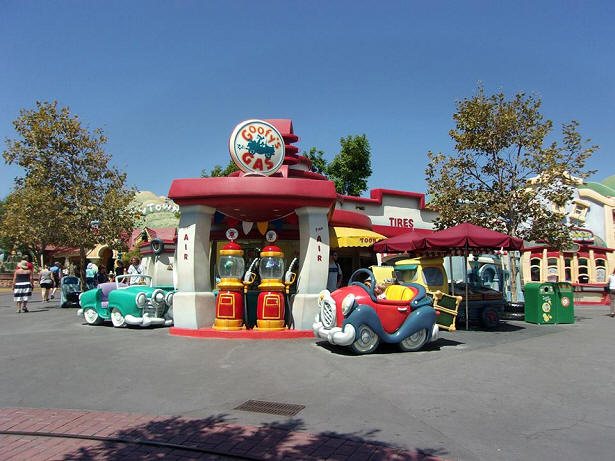 Goofy Gas Toontown