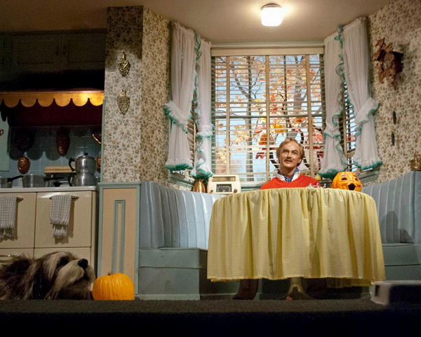 Carousel of Progress Halloween