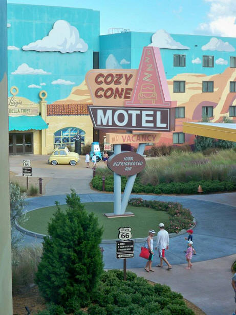 Cozy Cone Art of Animation