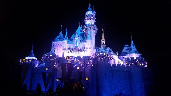 Sleepng Beauty Castle