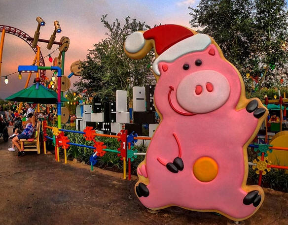 Toy Storyland Christmas