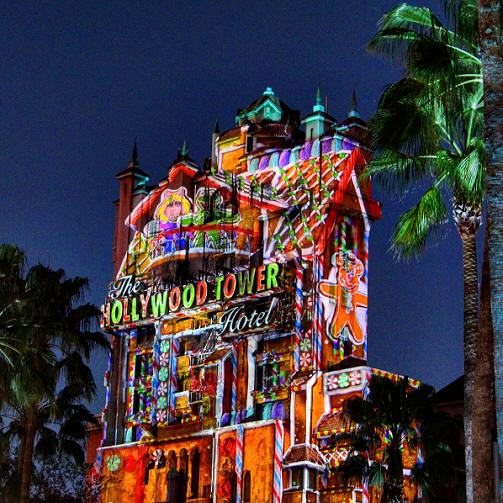 Tower of Terror holiday