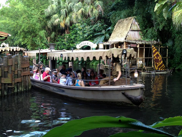 Picture of the Day Jungle Cruise