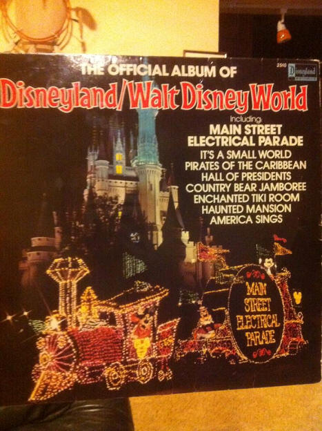 Picture of the Day Main Street Electrical Parade album