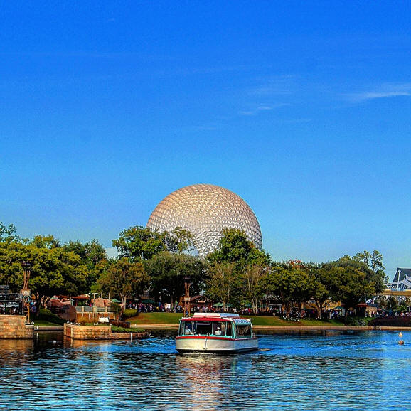 World Showcase Lagoon