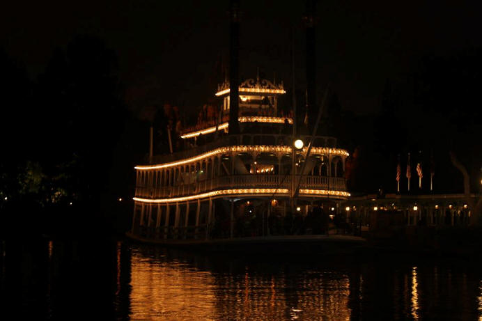 Picture of the Day Mark Twain Disneyland