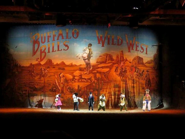 Buffalo Bill's Wild West Show