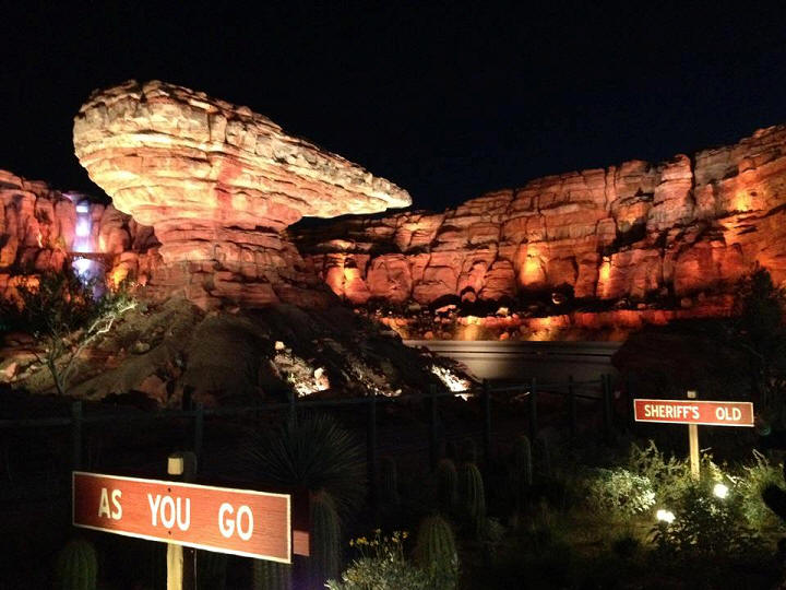 Carsland in California