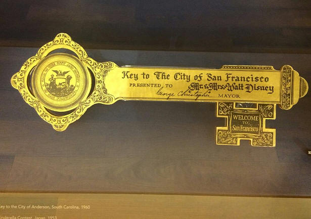 Key to San Fransisco