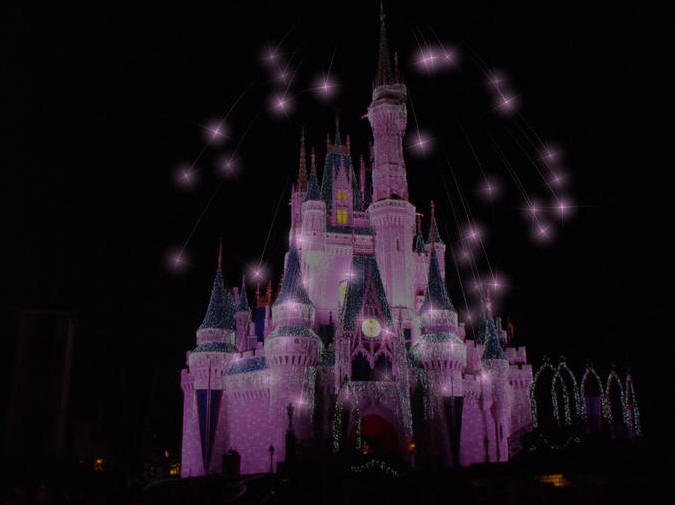 Picture of the Day Cinderella Castle