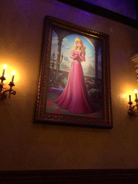 Princess Aurora portrait