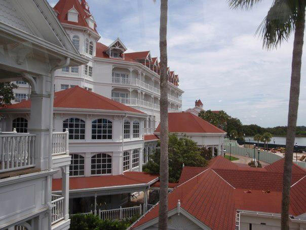 Picture of the Day Grand Floridian