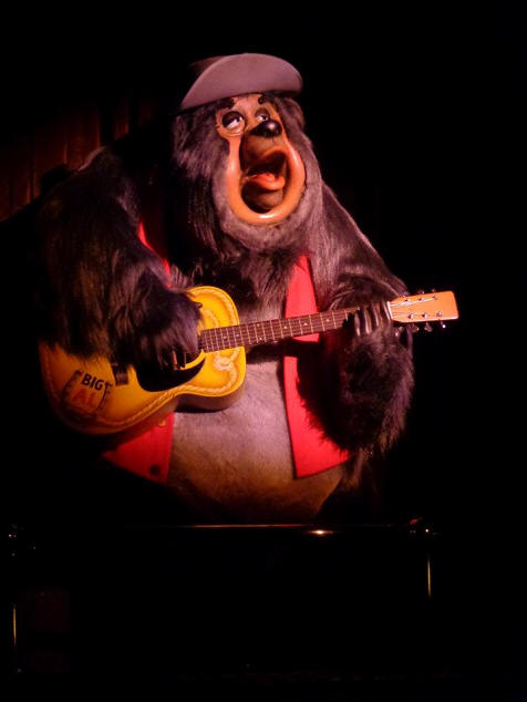 Picture of the Day, Big Al, Country Bear Jamboree