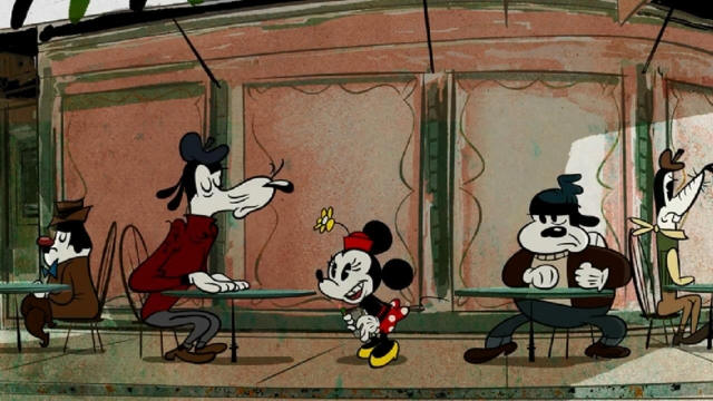 New Mickey Mouse short