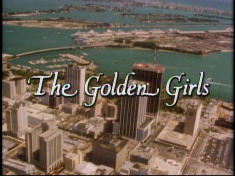 The Golden Girls logo