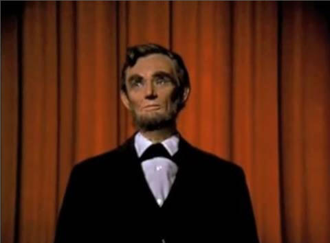Audio-Animatronic Abraham Lincoln