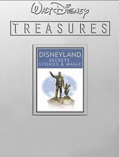 Disneyland Treasures DVD