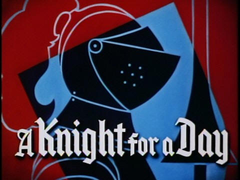 A Knight for a Day Goofy Short